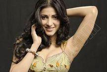 Shruthi Hassan / Shruthi Hassan Actress Indian