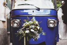 Mariage Rétro Vintage ° Vintage Wedding / Vintage et chic