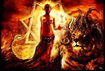 BABALON / Babalon, or the Scarlet Woman, is a Goddess found in the mystical system of Thelema.