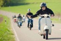 Vespas, Lambrettas & other scooters