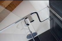 Must, la casa dei racconti / nella pianura veneziana, una casa d'altri tempi ci accoglie nei sui bagni con queste docce di design firmate Megius