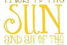 Sunny days / Sunny days