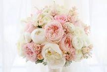 RAMOS DE FLORES PARA NOVIA / Hermosos ramos para que la novia luzca más.