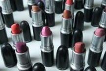 My MAC Lipsticks / My MAC lipstick Collection (own swatches)