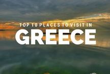 Greece Travel / Travel Guides and Inspiration for traveling Greece