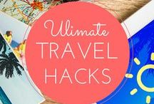 Travel Hacks / Travel Tips and Travel Hacks for the globetrotter!