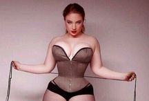 Corseting / Tightlacing, corsetry and waist training.