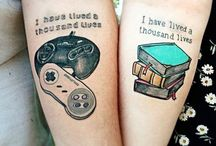 Tattoos... cause why not / When i get older i will do some tattoos cause they are awesome. Here i give you some ideas if you want tattoos and you cant choose. If you dun like them i cant do anything.