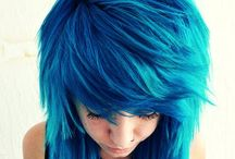 Hair styles/colors ^^ / Cool hair styles and colors