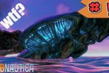 Subnautica! / Join me on my subnautical adventure! I do some really fun stuff in this game like making cool submarines such as the cyclopse and seamoth to explore the vast alien ocean planet. I also c ome across some crazy creatueres such as the reaper leviathan and other deadly fish!