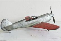 old toys - planes