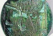 """le CERAMICHE di ALBINO REGGIORI esposte al MIDeC di Cerro - Laveno Mombello / In occasione della mostra di Albino Reggiori """"Le guglie dello spirito"""" - 5 Giugno/11 Settembre 2016 - una bacheca dedicata alle opere dell'artista lavenese http://www.midec.org/inaugurazione-mostra-albino-reggiori-le-guglie-dello-spirito/"""