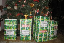 Operation Christmas Child / What a blessing to give Hope to a child this Christmas! Samaritan's Purse takes the love of Jesus to the world and I am grateful to God for the opportunity to support this ministry.