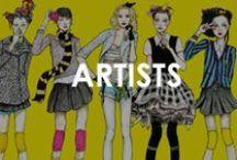 Artists we <3