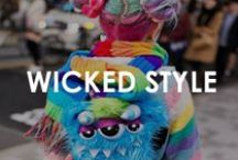 THE WICKED STYLE...  / by The World of Harajuku