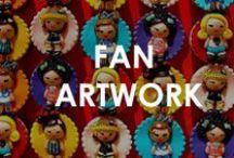 FAN ARTWORK & DESIGNS
