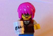 Lego Librarians