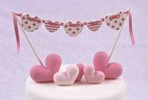 Ηearts / heart shaped cakes & cookies ideas