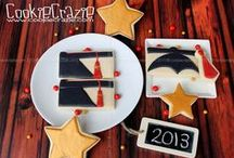 Graduation Congrats / cakes, cupcakes & cookies ideas