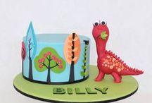 Boys' Bday / cakes & cookies ideas