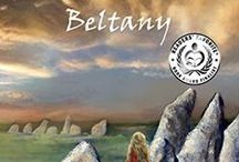"""Circle of Nine - Beltany / Inspiration for Circle of Nine: Beltany -- Book one of the award-winning """"Circle of Nine"""" young adult fantasy series . . . a mix of Celtic mythology, pagan ritual, history, and magic!"""