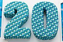 20th/.../40th... / cakes & cookies ideas