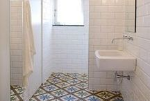 Bathroom  / ideas to redecorate the bathroom