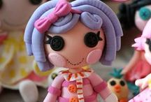 Lalaloopsy / cakes, cookies & party  ideas