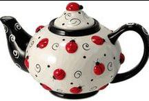 Tea pots / ❤