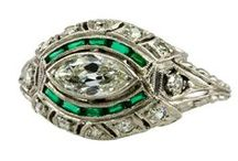 Art Deco Jewelry at Craig Evan Small