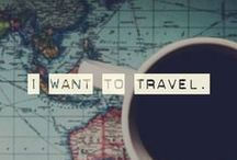 L' a v e n t u r e / Travel Is The Only Thing You Buy That Makes You Richer