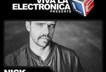 Radio Podcast / Podcast - Dj Sets - Soundcloud - Dj Mix - Radio - Stream - Viva la Electronica - Releases