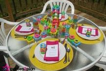 Summer Celebrations / Find loads of ideas for ways to decorate for summer gatherings!