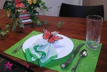 Spring Celebrations / Find ideas for spring parties and tablescapes!