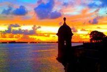 Puerto Rico: San Juan / by Cindy Klonowski Bacon