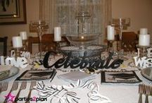Graduation Decor and Party Ideas / Find all kind of idea for a great graduation party!