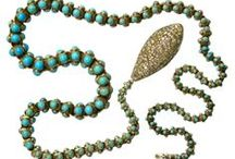 Snakes!...Styles We're Feelin' at Craig Evan Small / Snakes and serpents used in jewelry designs throughout time.