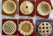 Pastry / pies, pie crust, pie fillings, croissants, crescent rolls, tartlets, traditional desserts