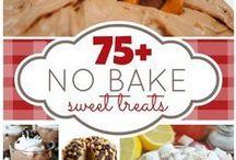 Cheesecakes  No bake treats Shooters