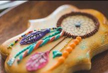 Dream Catcher / cakes, cookies & more