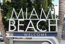 COOL Miami / Places that need to be visited in Miami