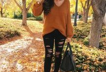 Thanksgiving & fall outfits / Happy Thanksgiving everyone ! Thanksgining is the best time of the year to wear your best fall outfits ! Here are some outfit ideas for this day & the rest of Fall :)