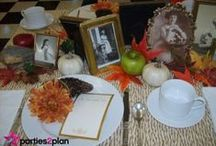 Thanksgiving Ideas, Food and Decor / Find ideas for all things Thanksgiving