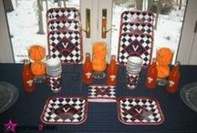 Basketball Parties / Ideas and food for basketball theme parties