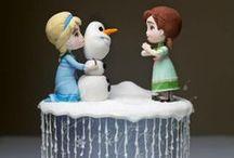 Frozen / Elsa & Anna & Olaf