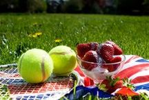 Tennis Party Ideas / Ideas for tennis party decorations, food and activities