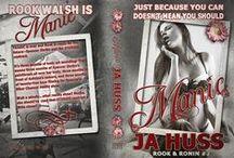 Manic By JA Huss / Books