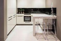 mini - cucine / soluzioni per arredo-cucine di piccole dimensioni