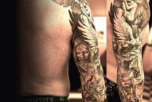 Sleeve / Sleeve tatoveringer
