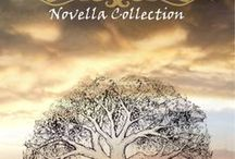 Circle of Nine - Novella Collection / Inspiration board for the Novella Collection (Book Two) or Award-winning young adult fantasy series . . . a mix of Celtic mythology, pagan ritual, magic, and Irish history!